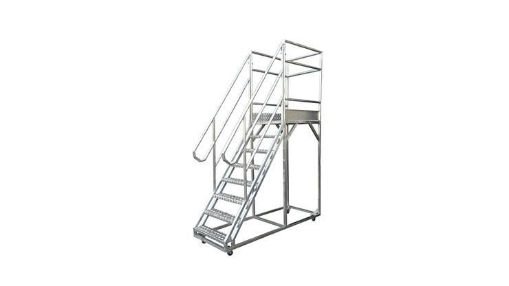 Escada Trepadeira de Alumínio